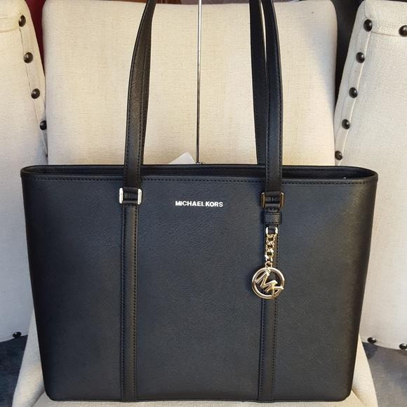 69fa407af419 MICHAEL Michael Kors Bags | Nwt Michael Kors Large Sady Tote Bag ...